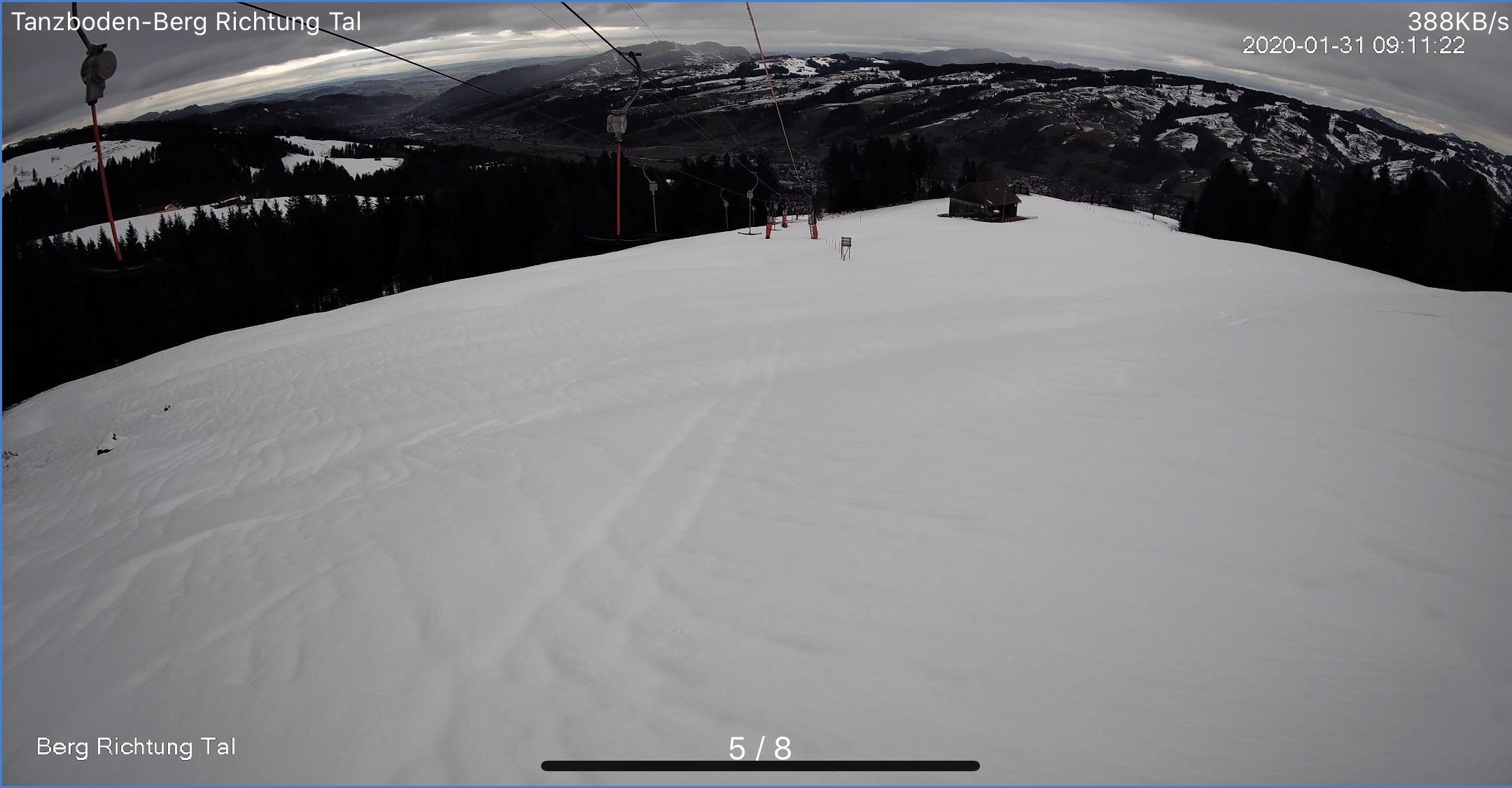 Ebnat-Kappel Skilift Tanzboden